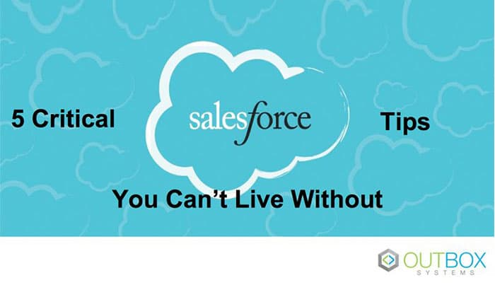 5-Critical-Salesforce-tips