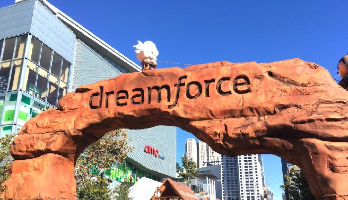 Dreamforce-Simplus