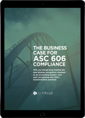 asc 606 ebook on ipad